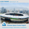 Outdoor steel space frame roof structure prefab stadium