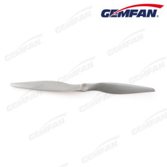2 blade 1780 Glass Fiber Nylon Electric propeller for rc model airplane ccw