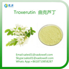 High Purity Natural Sophora Japonica Extract Troxerutin EP 98%