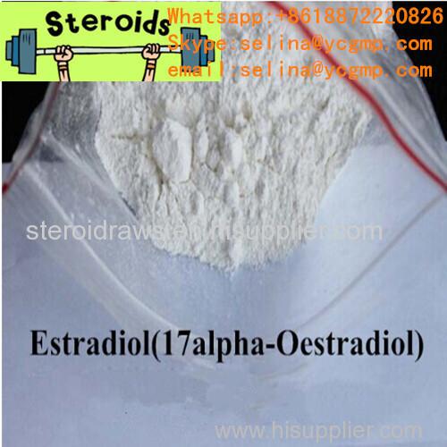 Progestogen Female Steroids Estrogen Supplemental 17 alpha Estradiol