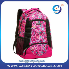 Newest Hot Selling Colorful Combination Designer Fashion Ladies Back Pack For Sale