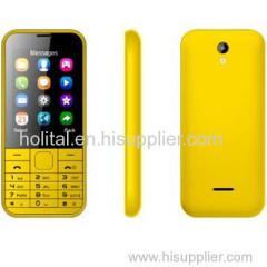 2.8 inch 2G Unlocked Quad Band Senior Phone Dual SIM Mobile phones