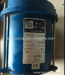 Elevator parts door motor DAA24350R1 for OTIS elevator