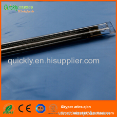 Carbon heating IR emitter