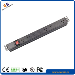 PDU for network rack