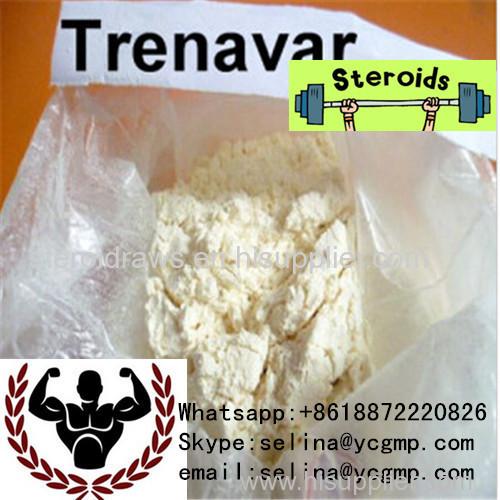 Oral Fitness Supplements Prohormones Powder Trendione Trenavar