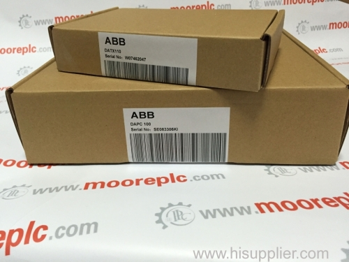 NEW ABB 3BSE011316R1 SDCS-PIN-52