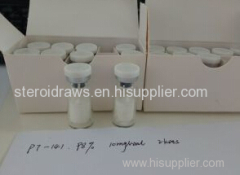 Peptide Hexarelin Acetate for Hormone /PT141 2mg/Vials