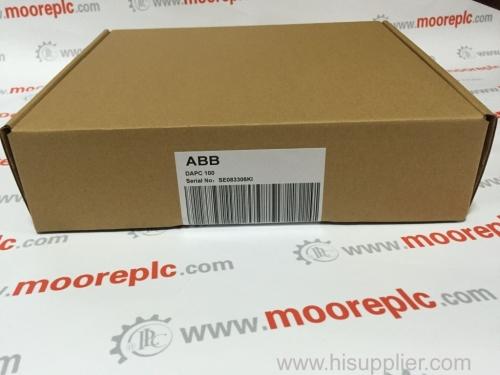 DCS AX460/50001 ASEA BROWN BOVERI MODULE