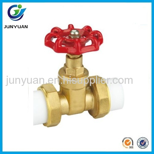 Forged Brass Ppr Gate Valve Manufacturers And Suppliers In