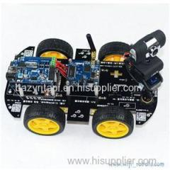Wifi Smart Car Robot Kit With Video Monitoring