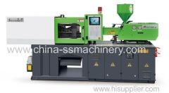 Injection molding machine for plastic tensile bend and inflammation test