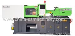 Color matching small injection molding machine