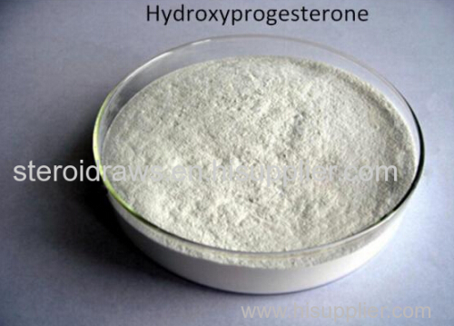 Hot Sell Hormonepowder 17 Alpha HydroxyProgesterone