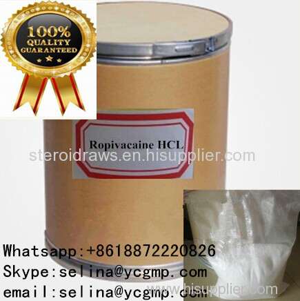 Acute Pain Control Drug Local Anesthetic Ropivacaine HCl