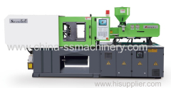 Small hydraulic injection molding machine