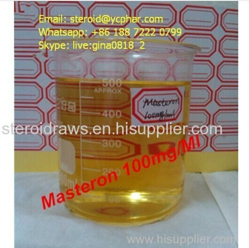 Drostanolone Propionate Masteron 100mg/ml Steroid Injectable liquid