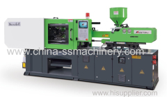 Automatic servo motor plastic injection machine