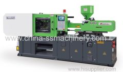 Large mold space 92T plastic molding machine