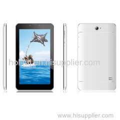 Mini best affordable china 7 inch 3g multi-language android phone calling tablets