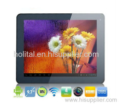 Hottest quad core tablet 4g 9.7 inch IPS screen android tablet pc with sim card cheapest tablet pc made in china