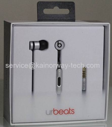 Wholesale Beats By Dr.Dre UrBeats In Ear Wired Earphones Headsets With Mic Space Gray Special Edition