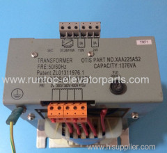 Elevator parts Transformer XAA225AS2 for XIZI OTIS elevator