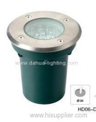 LED 1W Underground lamps