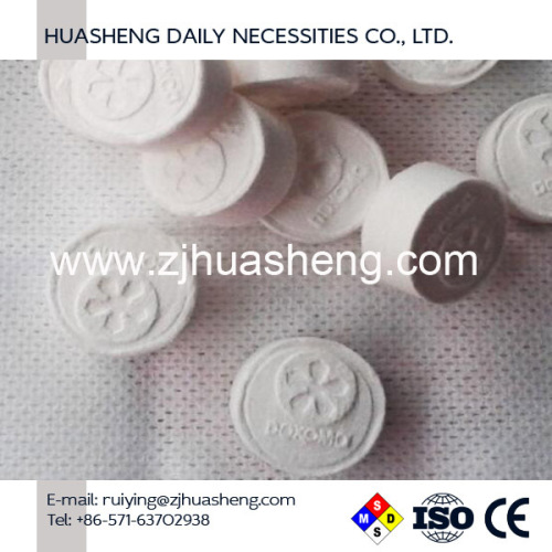 Mesh Hole Compressed Magic Tissue