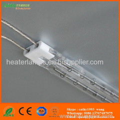 quartz infrared lamps for industrial oven