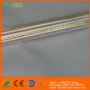 gold coated quartz infrared heating element