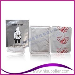 Magic Disposable Use Instant Body Comfort Self-heating Heat Pack
