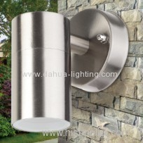 Stainless steel outdoor wall lamp