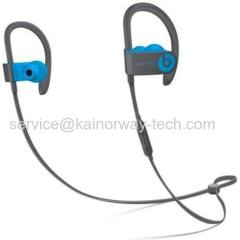 New Beats Powerbeats3 Wireless Bluetooth Ear-Hook In-Ear Headphone Earphones Active Collection Flash Blue