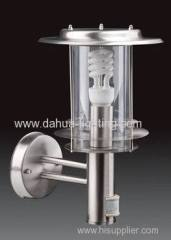 Stainless steel outdoor wall lamp/PIR lamp