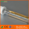 quartz tube electric infrared emitter for glass printing