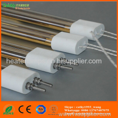 quartz tube IR heater lamp