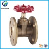 Bronze Flange End Gate Valve