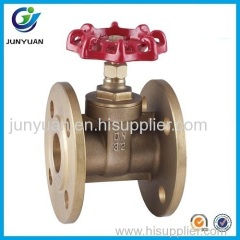 Bronze Gate Valve With Flange