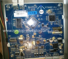 Elevator parts Indicator PCB TFT560BT-V2.1 for XIZI OTIS elevator