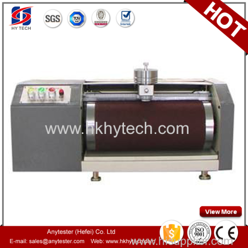 Rubber abrasion resistance tester from China manufacturer ...