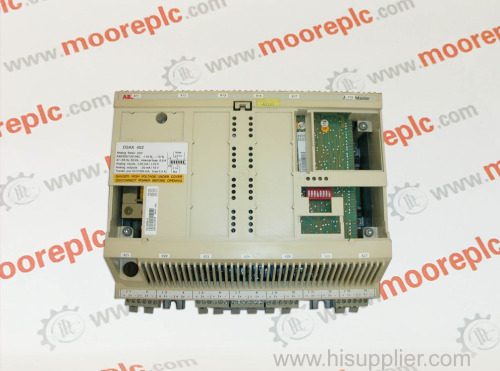 ABB DI810 DIGITAL INPUT MODULE 24VDC 2X8 POINT AND 3BSE013230R1 TERMINAL 8 AVAIL