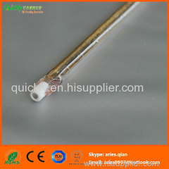 Short wave quartz near infrared emitter