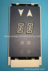 Elevator parts indicator PCB XAA23550B3 for XIZI OTIS