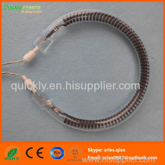 Low power Carbon single infrared heater tube