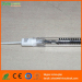 Carbon medium wave heating ir lamp