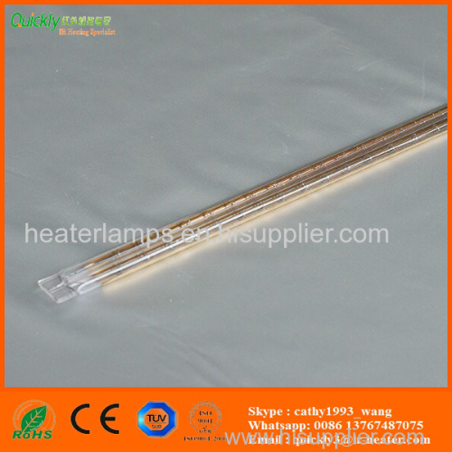 IR heating element for tunnel oven