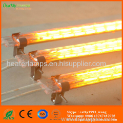 3.5kw golden reflector quartz ir heater