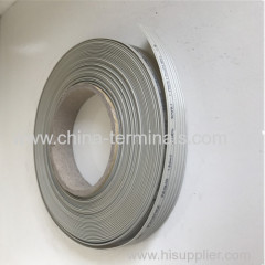 26AWG Single strand wire Flat Cable Connect Flat Cable Suppliers and Manufacturer 4-14P