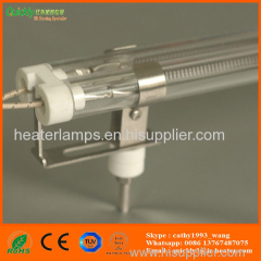 quartz tuubular infrared heating element